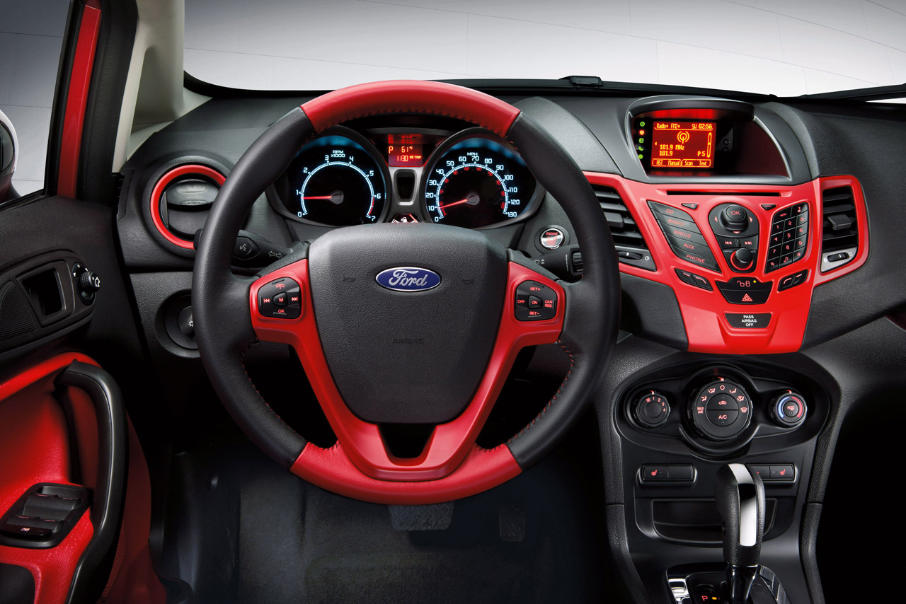2012 ford fiesta gets sport appearance package with slight performance upgrade
