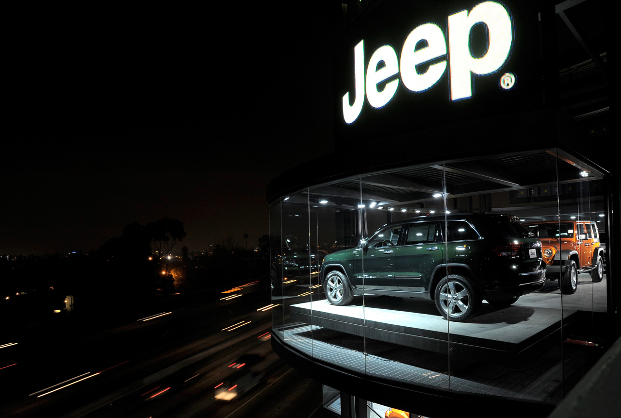 Chrysler Sells Controversial Company Owned California