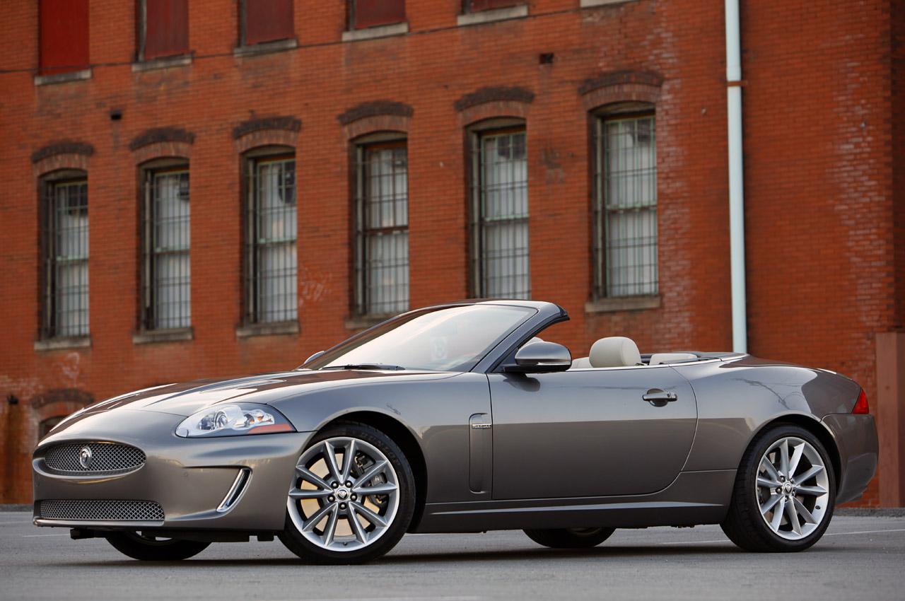 2011 jaguar xkr convertible review photo gallery autoblog. Black Bedroom Furniture Sets. Home Design Ideas
