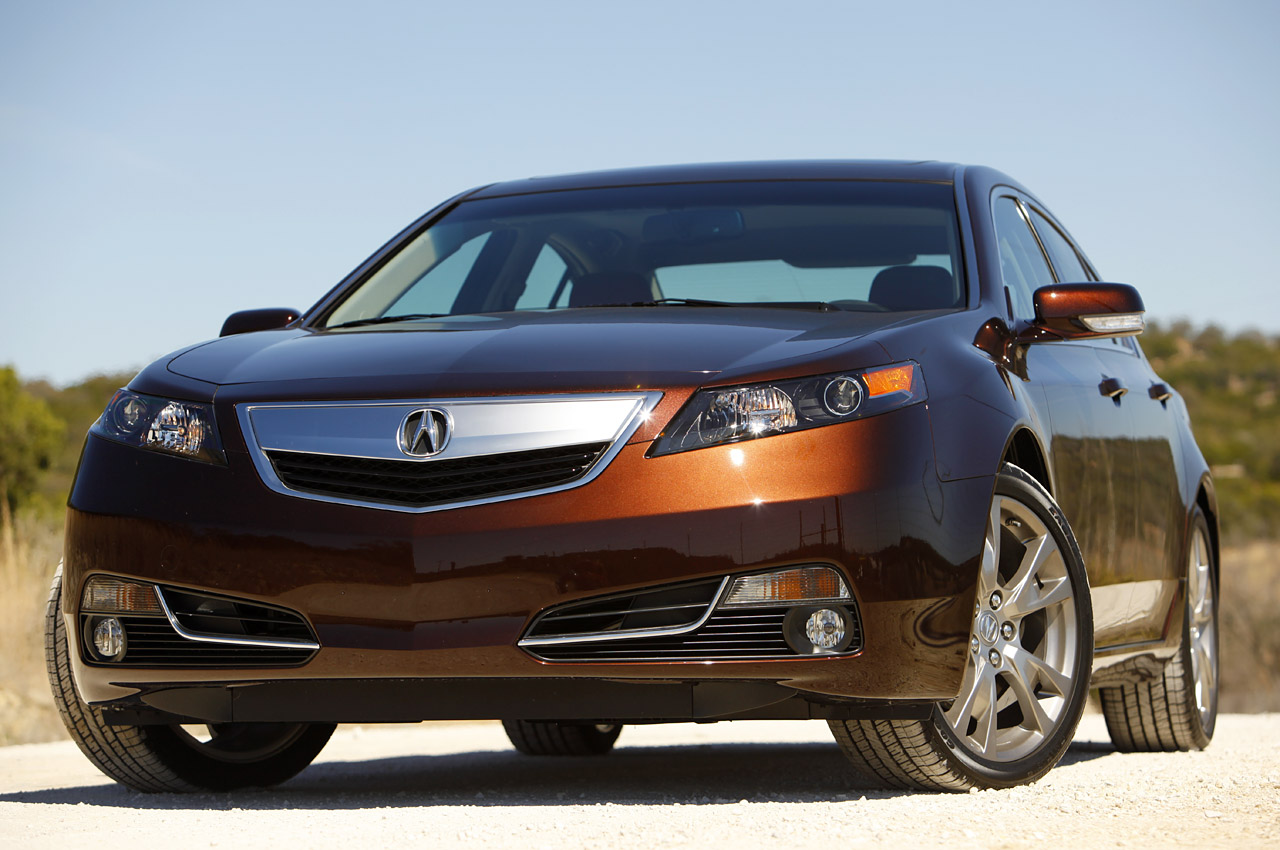 first drive 2012 acura tl autoblog. Black Bedroom Furniture Sets. Home Design Ideas