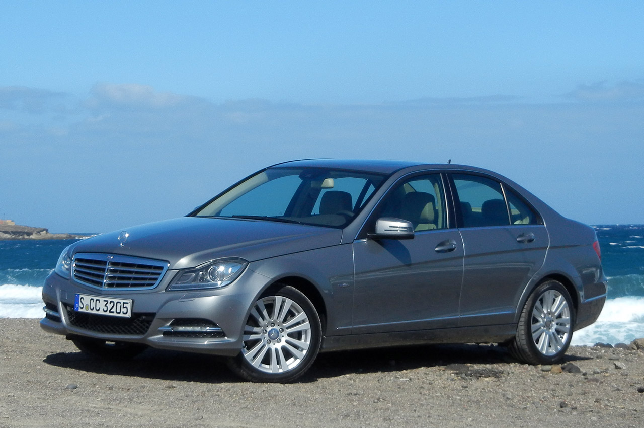 2012 mercedes benz c350 sedan first drive photo gallery