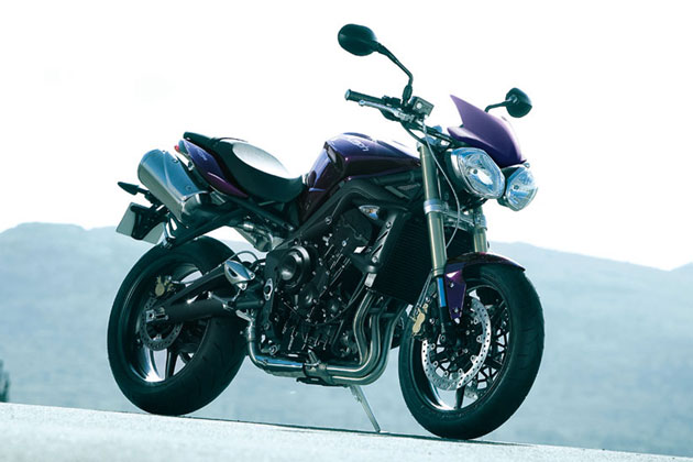 2012 Triumph Street Triple