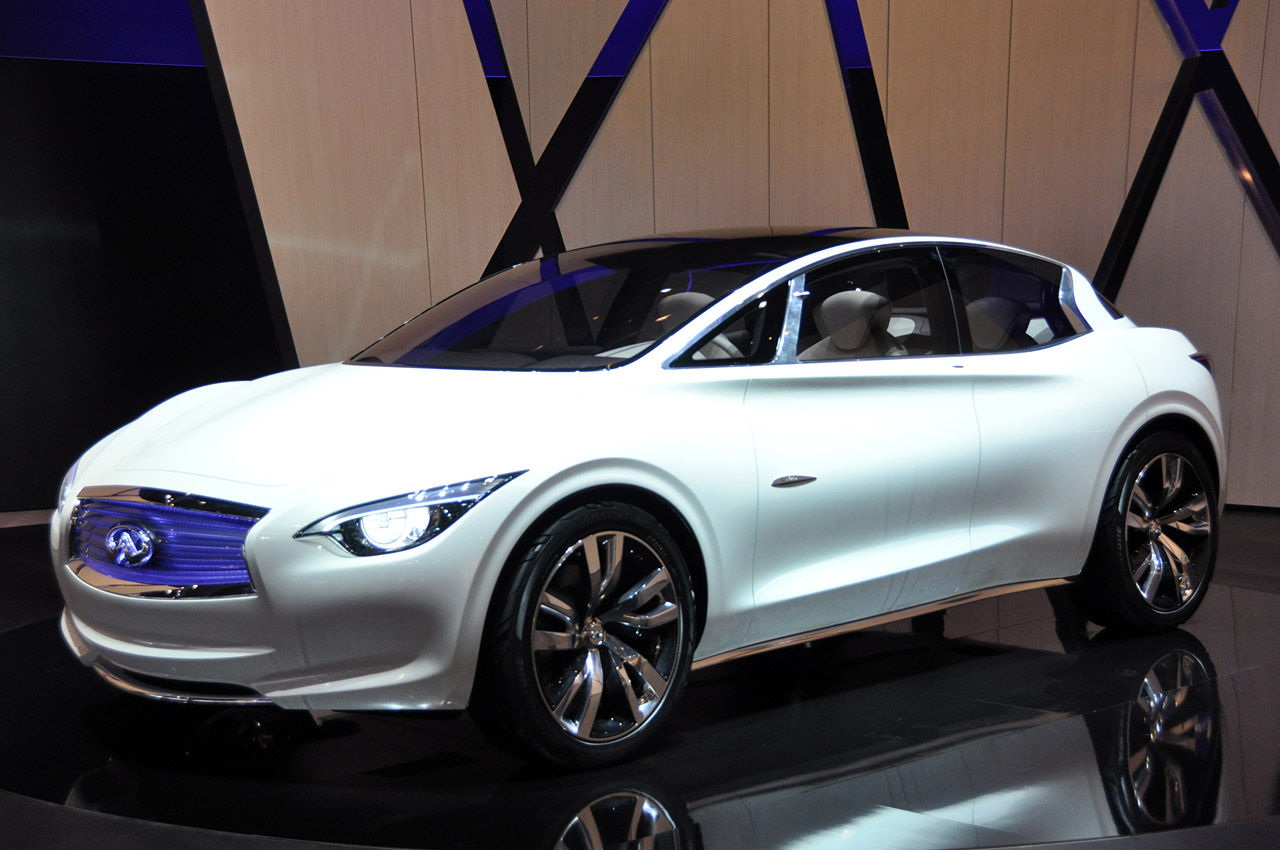 Infiniti jx news and information autoblog vanachro Image collections