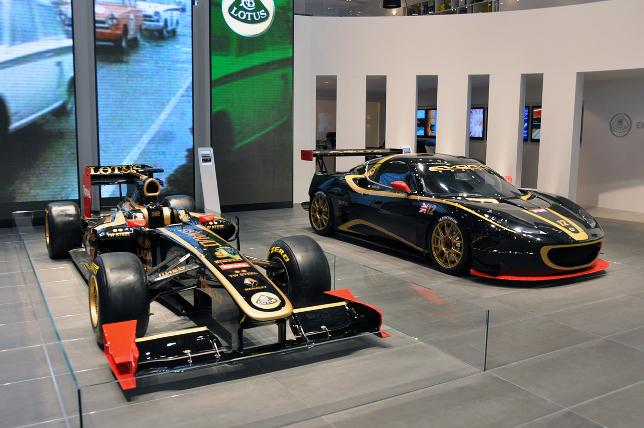 2011 Lotus Race Cars: Geneva 2011 Photo Gallery - Autoblog