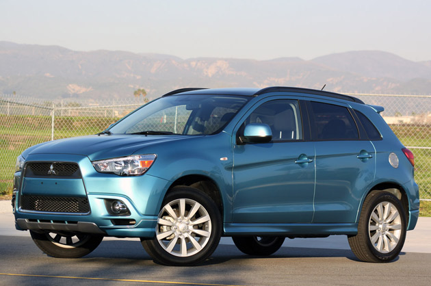 2011 Mitsubishi Outlander Sport SE AWC