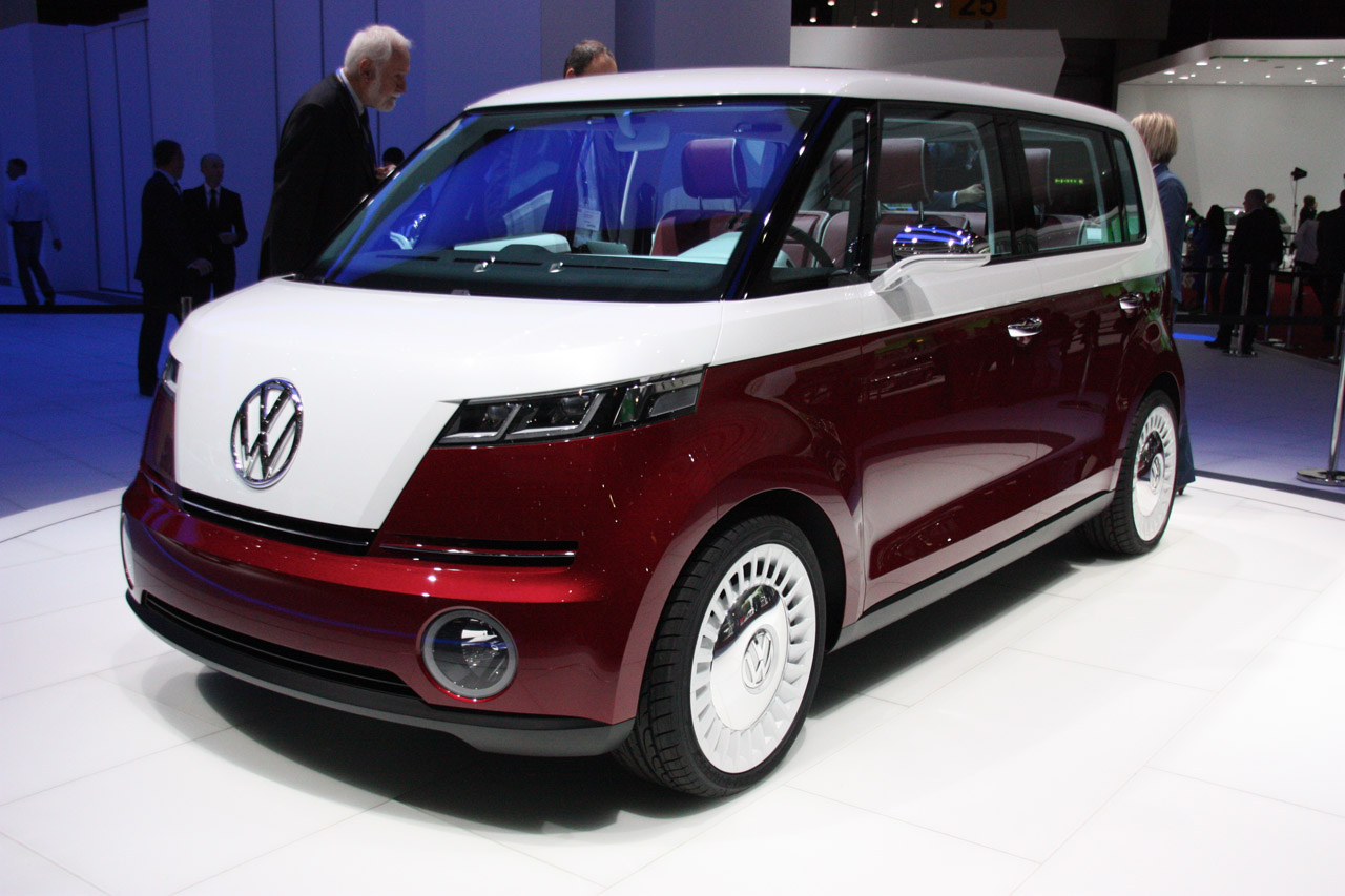 Volkswagen Bulli Concept Geneva 2011 Photo Gallery
