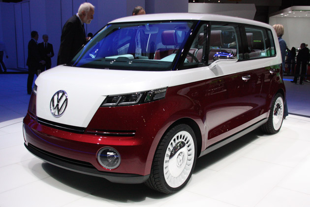Volkswagen Bulli Concept