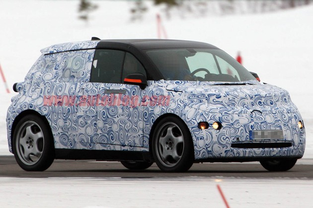 bmw i3 spy photo