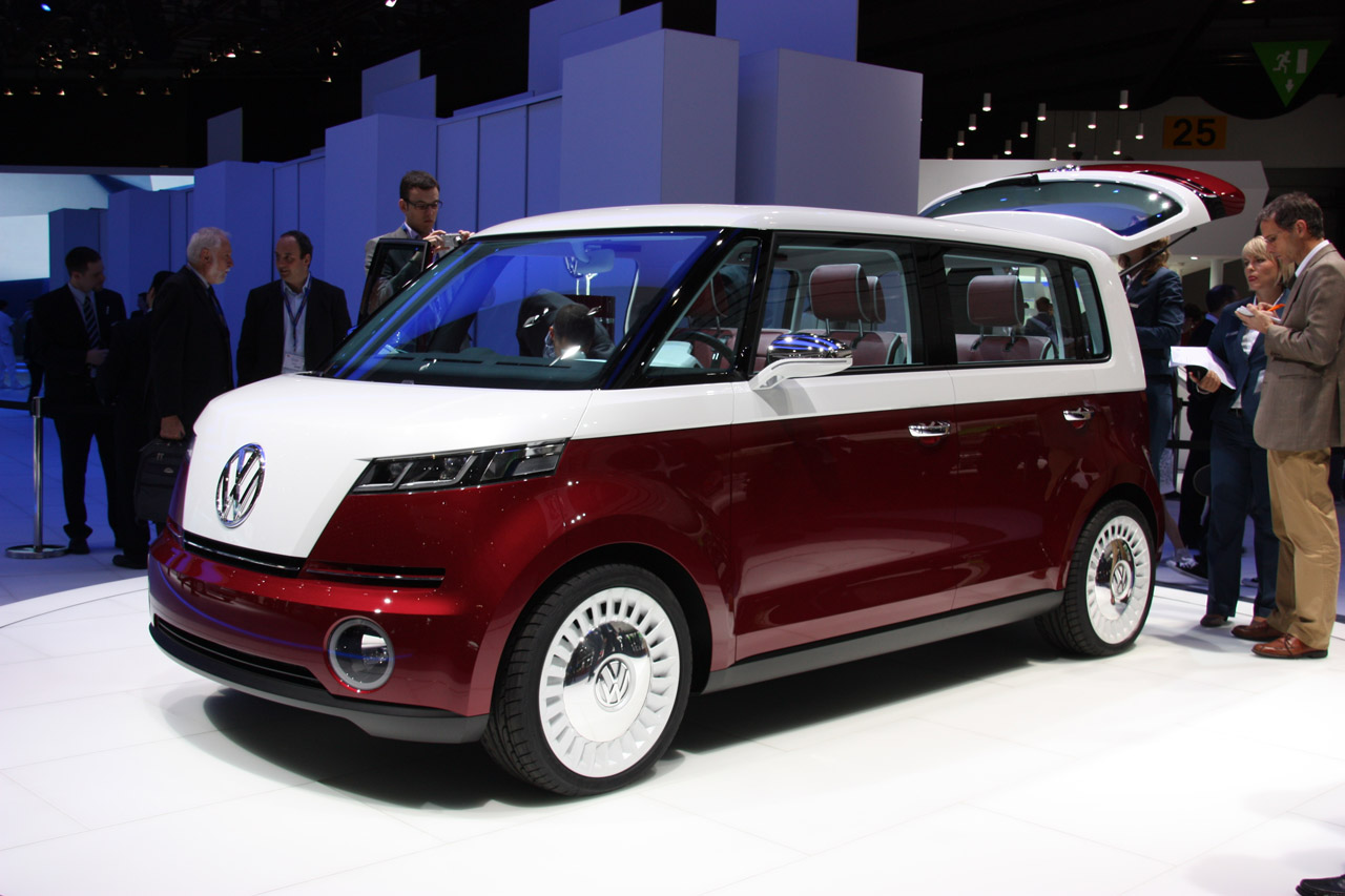 vw bulli production hopes dead 313 mpg xl1 coming next year autoblog. Black Bedroom Furniture Sets. Home Design Ideas