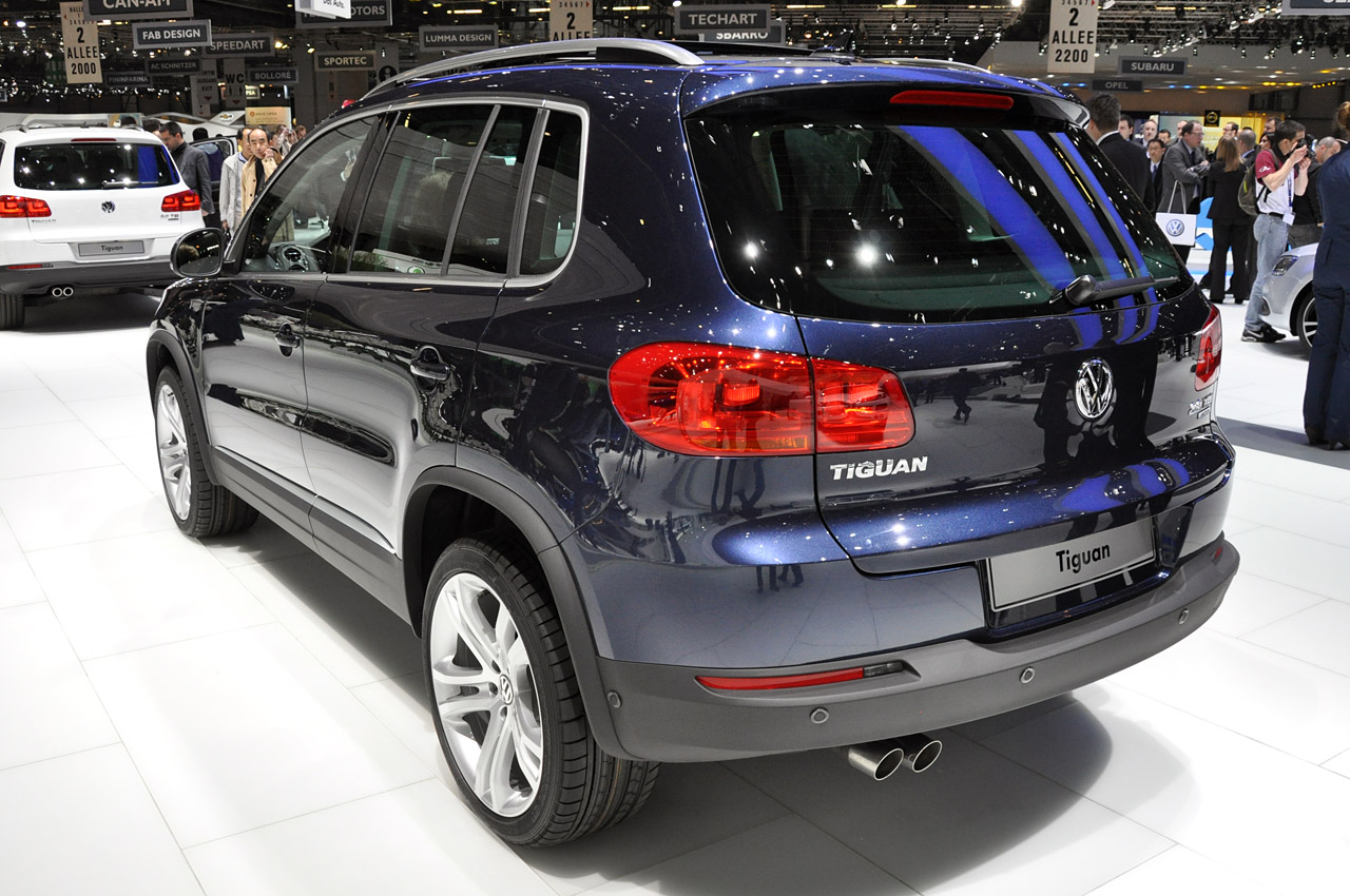 2012 volkswagen tiguan geneva 2011 photo gallery autoblog. Black Bedroom Furniture Sets. Home Design Ideas
