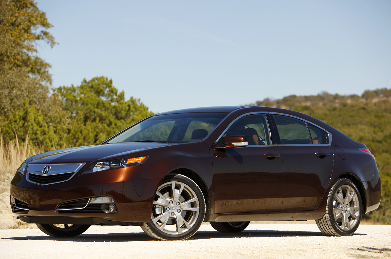 2012 acura tl first drive photo gallery autoblog. Black Bedroom Furniture Sets. Home Design Ideas