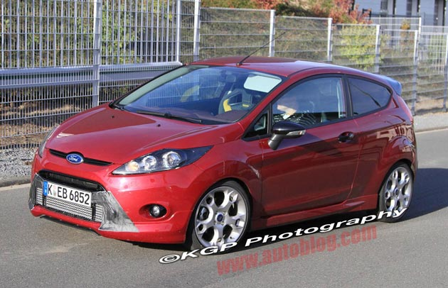 Ford Fiesta ST