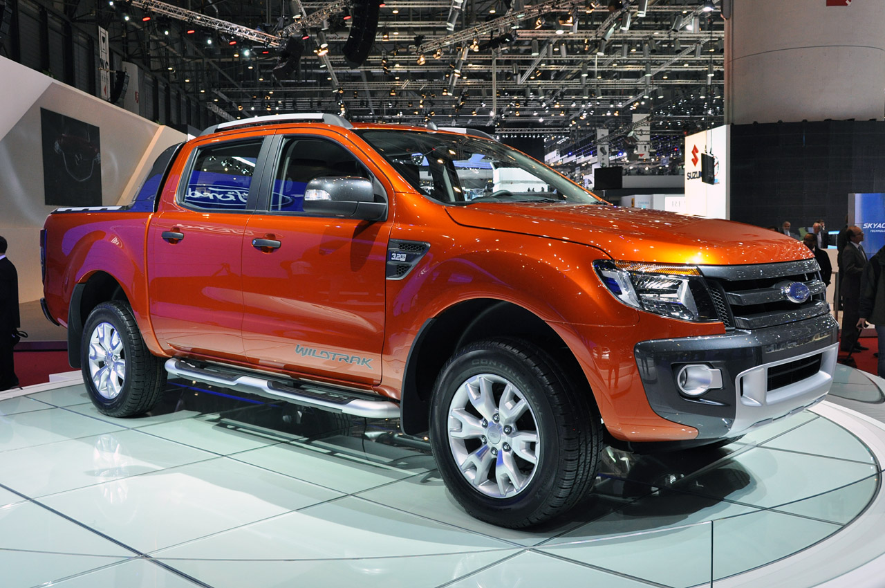 ford ranger wildtrak geneva 2011 photo gallery autoblog. Black Bedroom Furniture Sets. Home Design Ideas