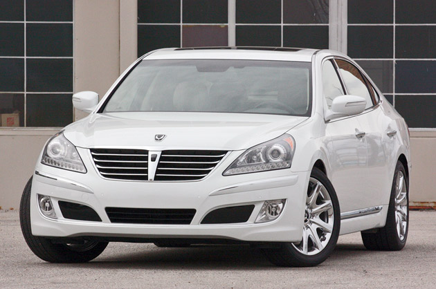 2011 Hyundai Equus Ultimate long-term