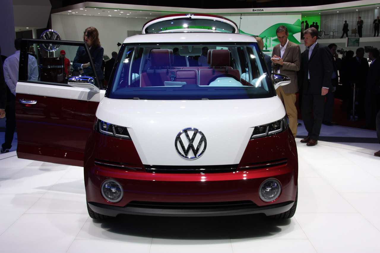vw bulli production hopes dead  313 mpg xl1 coming next