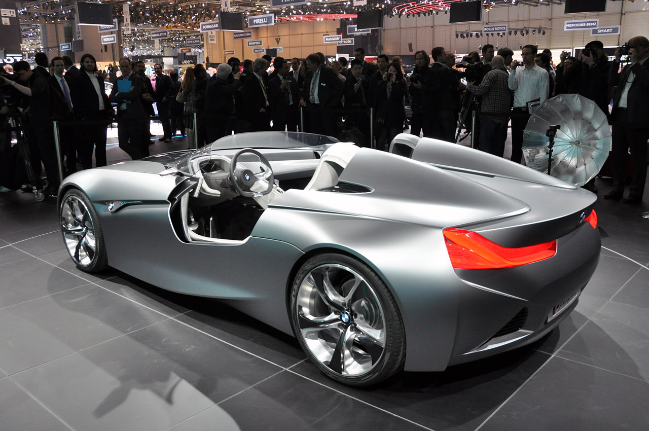 Image [ 38 of 50 ] - Bmw Vision Connecteddrive Concept Geneva 2018 ...