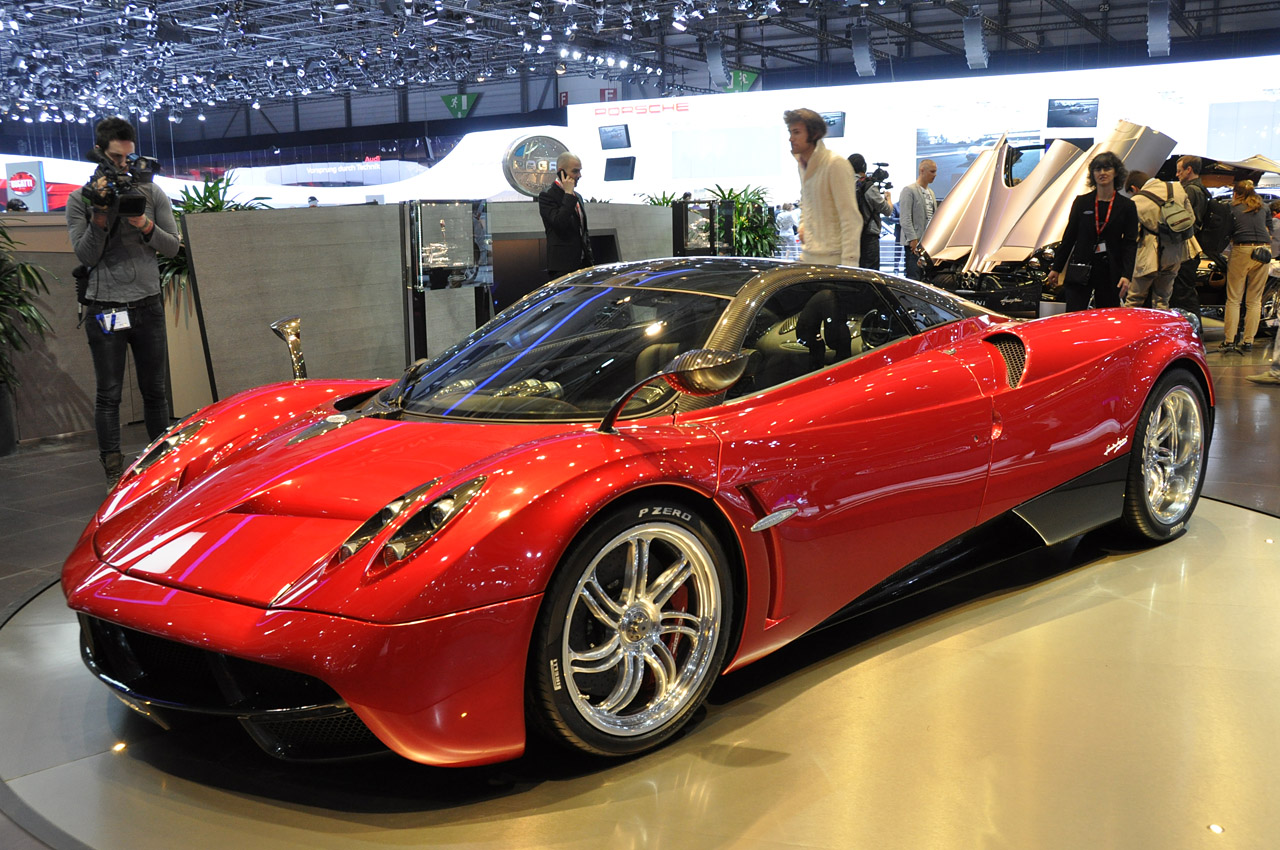 2009 Pagani Huayra photo - 4