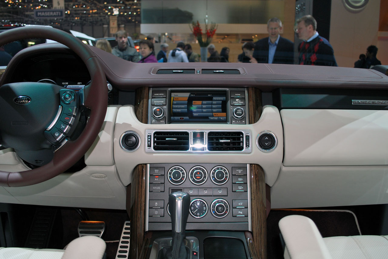 2012 Land Rover Range Rover Autobiography Ultimate Edition: Geneva ...