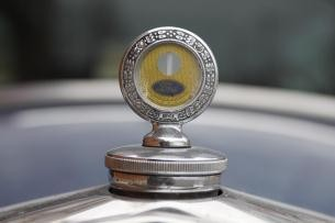 1930 Ford Model A Tudor sedan hood ornament
