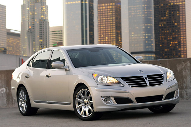 2011 Hyundai Equus Ultimate