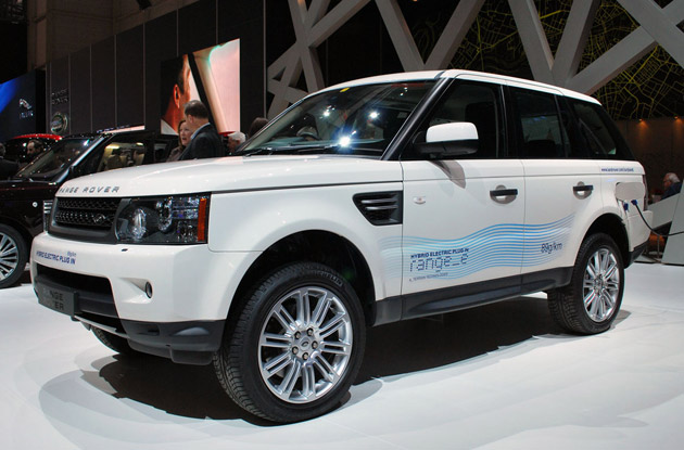 Land Rover Range_e