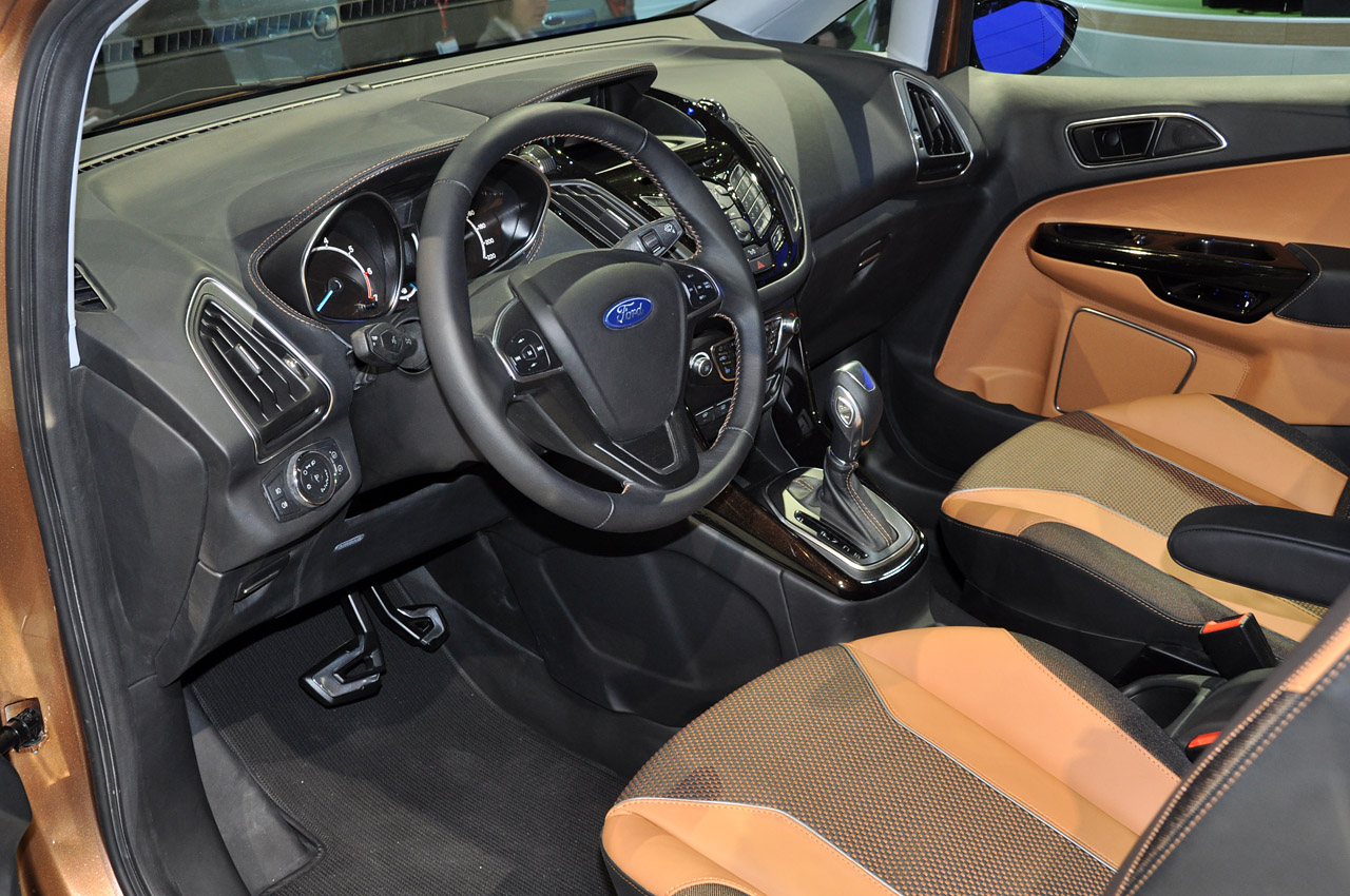 Ford B Max Interior Dimensions Cars Gallery Photos