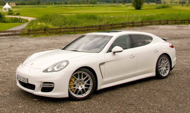 2010 Porsche Panamera Turbo