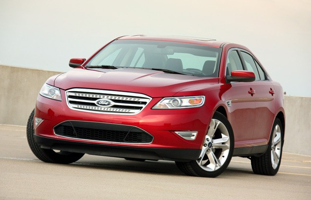 2010 Ford Taurus SHO