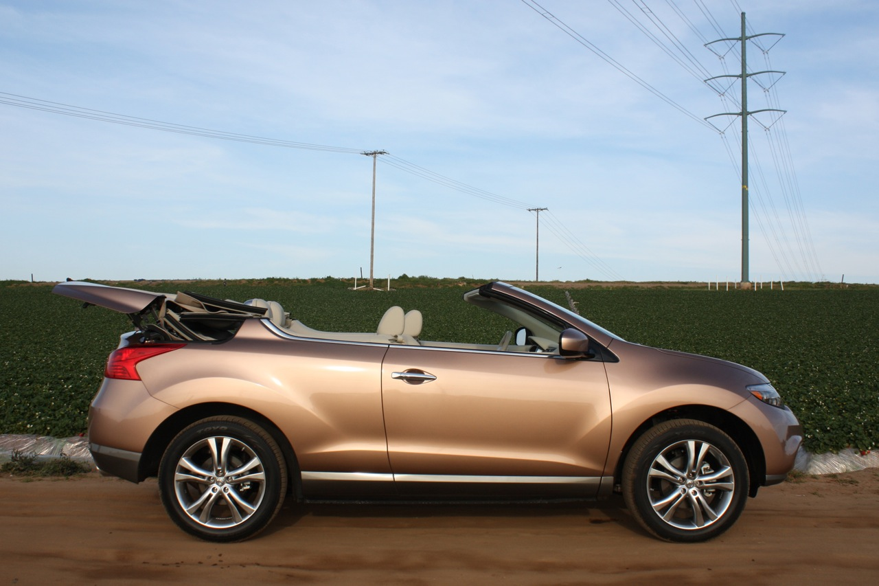 2011 nissan murano crosscabriolet first drive photo gallery autoblog. Black Bedroom Furniture Sets. Home Design Ideas