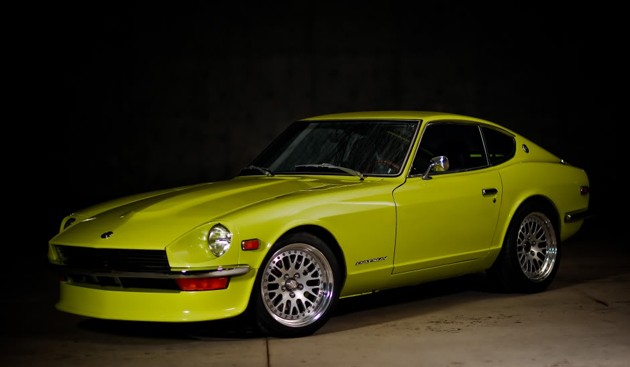 eBay find of the day: 1972 datsun 240z resto-mod