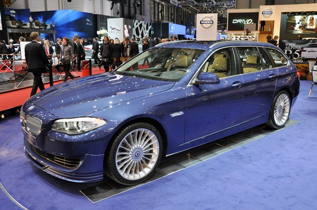 Alpina B5 BiTurbo Touring