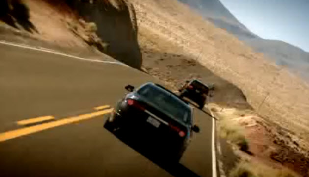 bmw testing vehicles in death valley