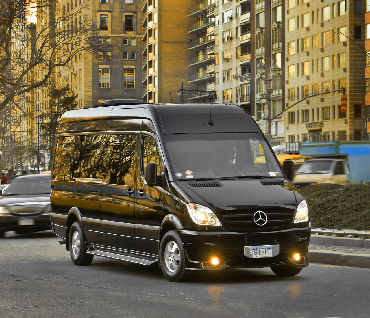 mercedes benz seen doubling sprinter van sales autoblog