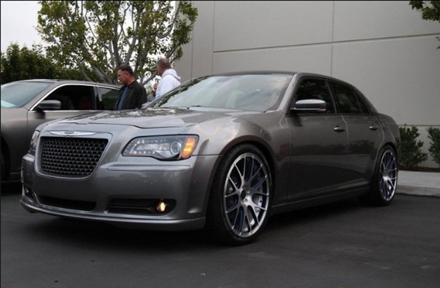 Chrysler 300 S-Concept