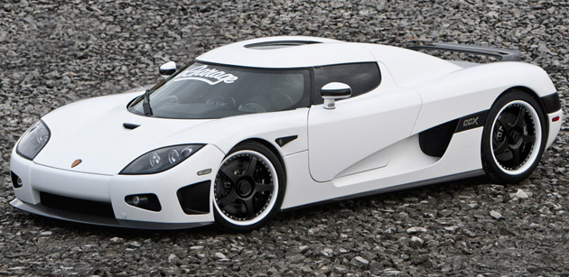 eGarage Koenigsegg CCX