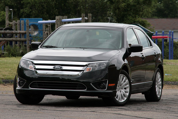 2010 Ford Fusion Hybrid