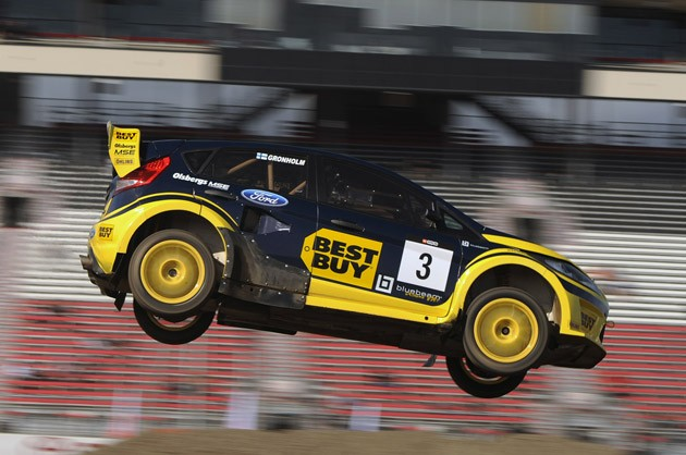 Global RallyCross Championship at Irwindale Speedway
