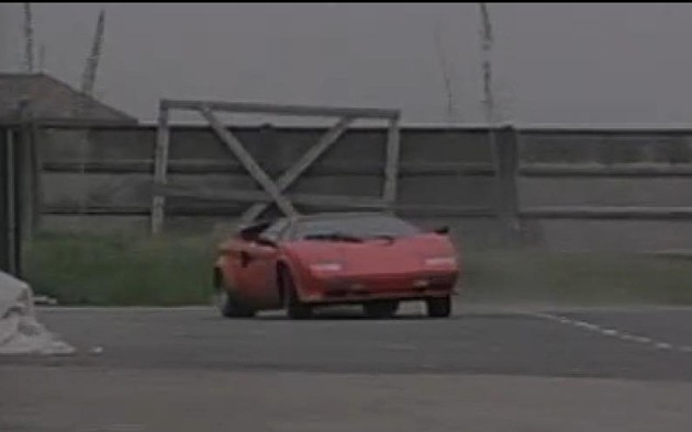 1987 Lamborghini Countach on 60 Minutes