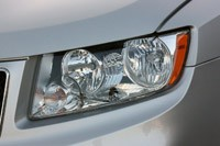 2011 Jeep Compass headlight