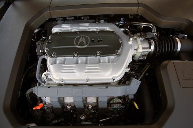 2012 Acura TL engine