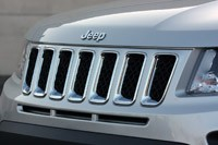 2011 Jeep Compass grille