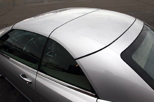 2011 Chrysler 200 Convertible roof