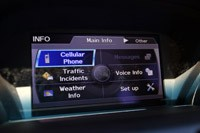 2012 Acura TL multimedia system