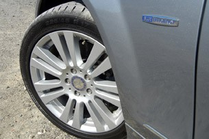 2012 Mercedes-Benz C350 Sedan wheel