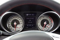 2012 Mercedes-Benz SLK gauges