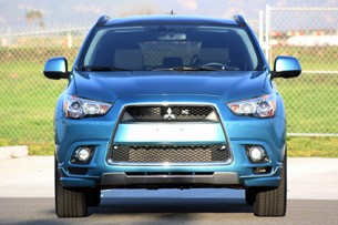 2011 Mitsubishi Outlander Sport SE AWC front view