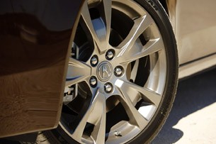 2012 Acura TL wheel