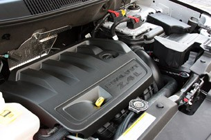 2011 Jeep Compass engine