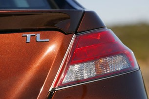 2012 Acura TL taillight
