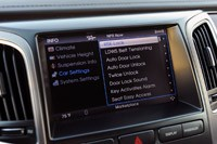 2011 Hyundai Equus Ultimate car settings